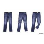 Isolated blue jean 64239