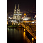cologne cityscape at night 64239