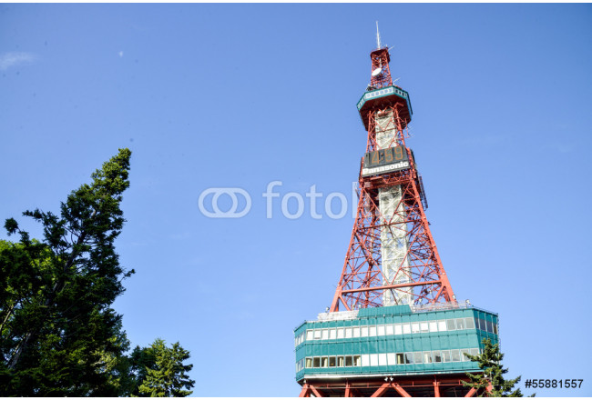 Sapporo TV Tower in Sapporo Japan2 64239