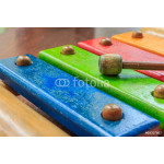 Xylophone wooden toy 64239
