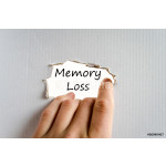 Memory loss text concept 64239