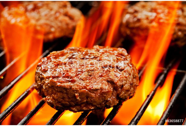 Barbecue Burgers 64239