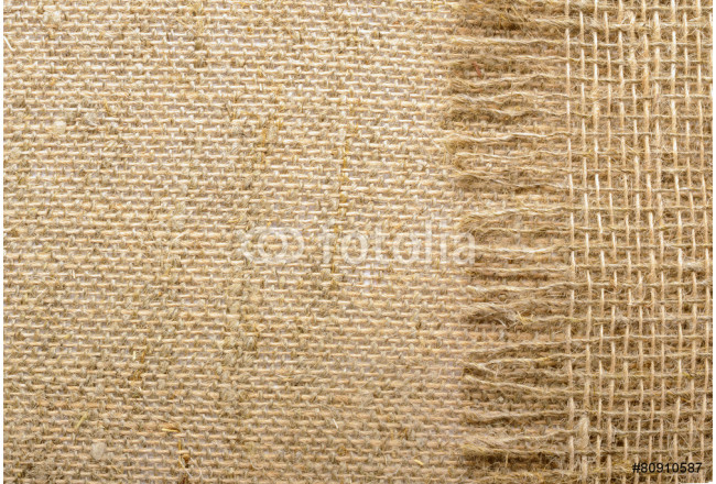 background made of coarse burlap 64239