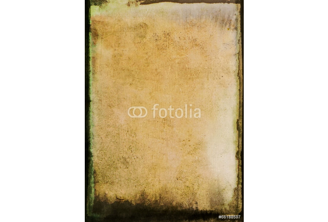 sheet of old, soiled paper background, grunge texture 64239