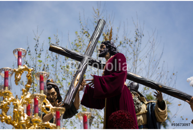 Procesion in Spain 64239