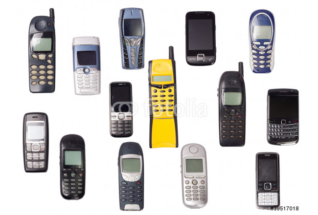old mobile phones 64239