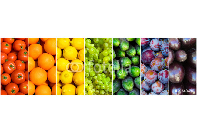 fruit rainbow 64239