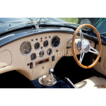 Classic Sports Car Dashboard 64239