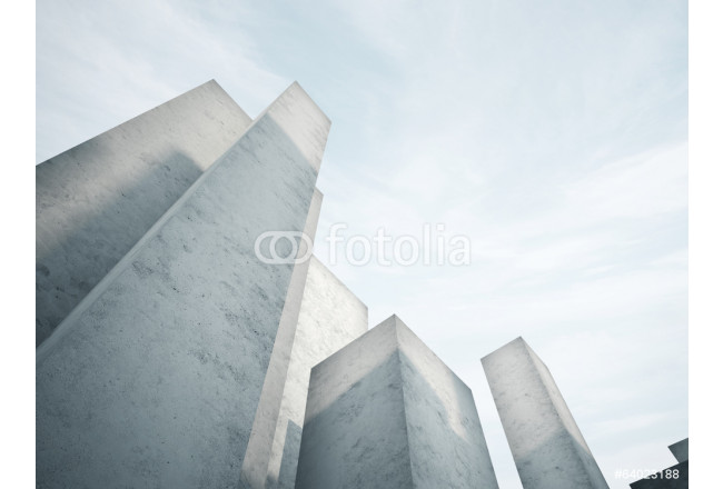 abstract concrete architecture 64239