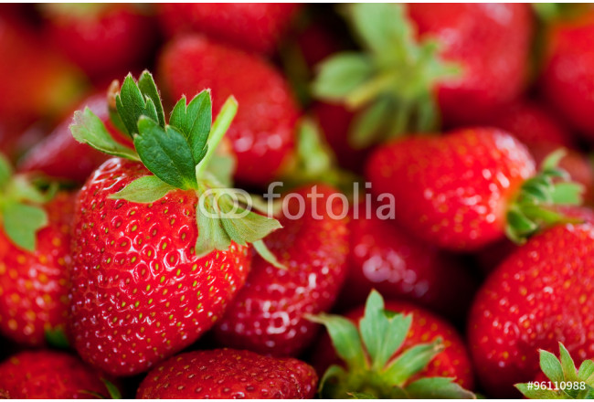 red strawberries 64239