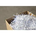 Shredded waste paper strips 64239