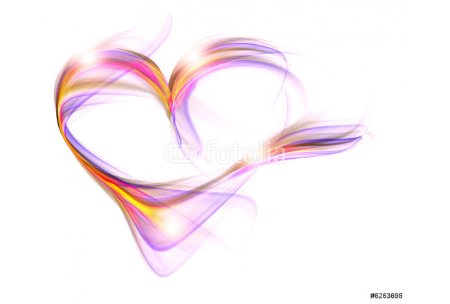Abstract heart 64239