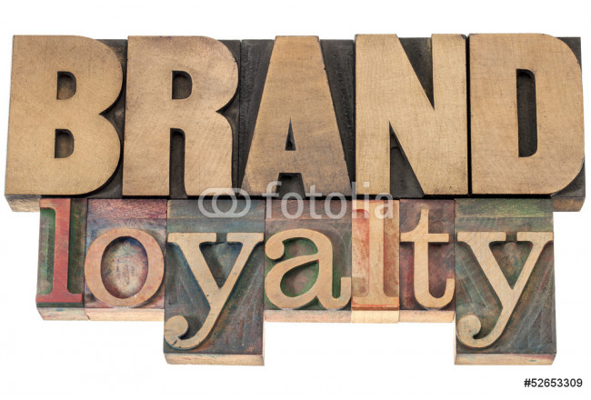 brand loyalty in wood type 64239