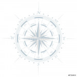 Compass rose 64239