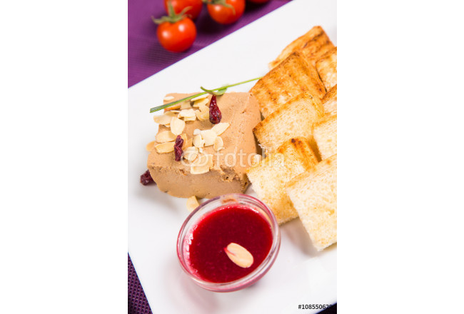 goose pate with crackers 64239