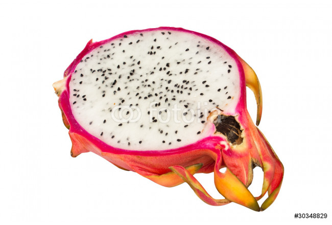 Dragon fruit section 64239
