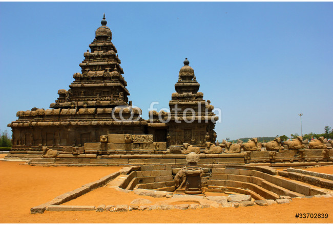 Mamallapuram,  shore temple,India 64239