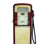 Isolation Of A Vintage Gas Station Pump 64239