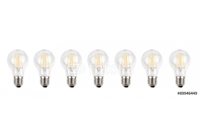 Bulb set isolated from background 64239