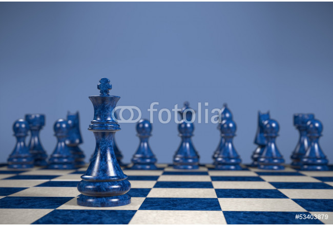 chess game: strategy is necessary but not sufficient 64239