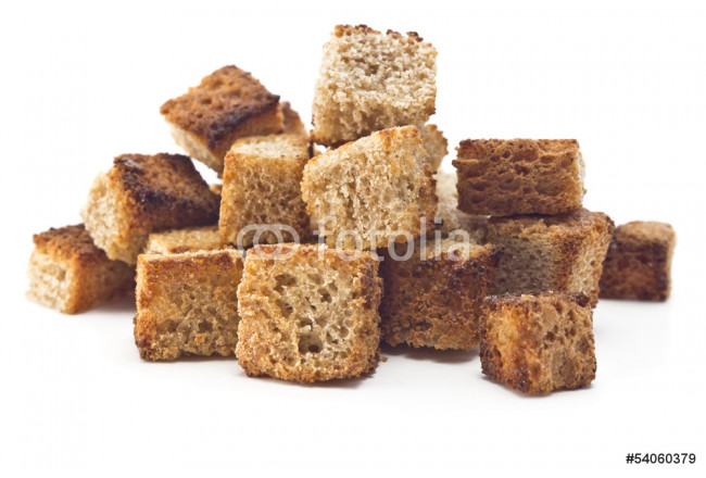 toasted bread croutons 64239