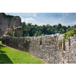 Wales, Chepstow castle 64239