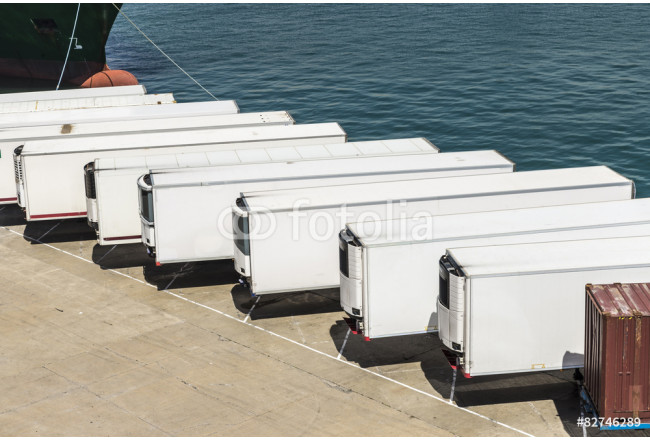 Refrigerated containers 64239