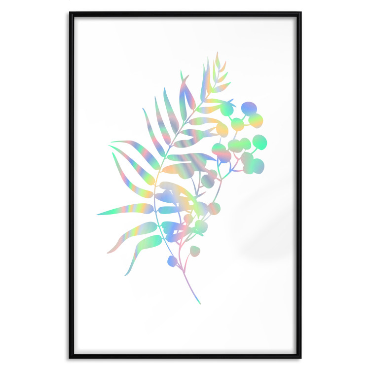 Form of Nature [Deco Poster - Holographic]