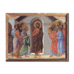 Quadro famoso The resurrected Christ appears to the disciples behind locked doors 112269
