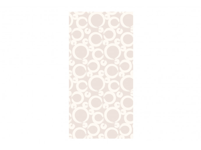 Papel de pared Beige Rings 108279 additionalImage 1