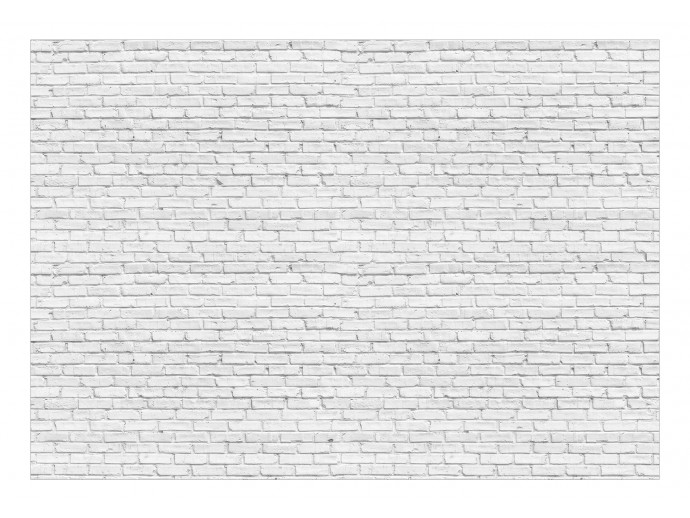 Fotomural decorativo Gray Brick 126879 additionalImage 1