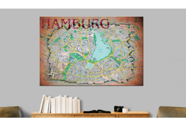 Hamburg [Cork Map] 92189 additionalImage 3