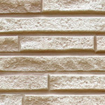 Papier peint design Creamy wall 93189 additionalThumb 2