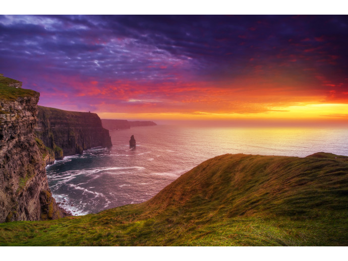 Photo Wallpaper Cliffs of Moher, Ireland 60499 additionalImage 1